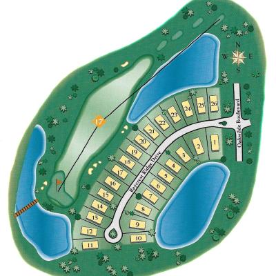 SW baycrest map