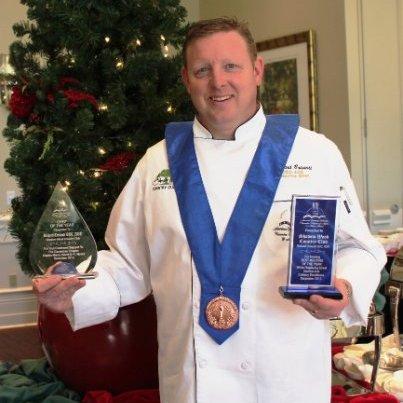 Richard Crisanti, Shadow Wood Country Club Executive Chef