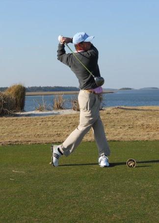 Justin Smith in 2010
