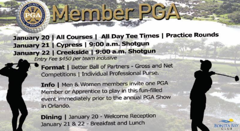 Member PGA